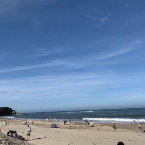 海辺の休日〜灯台ポイント