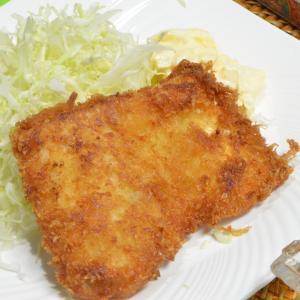 フワッフワ!白身魚のフライ〜