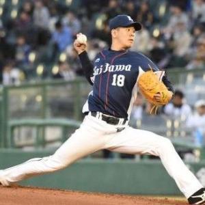 【朗報】西武多和田ついに契約締結