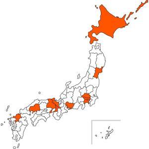 【都会一覧】国内で「地下鉄」がある都道府県がこちら。