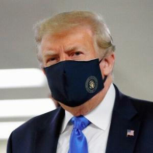 【朗報】トランプノマスク、爆誕!