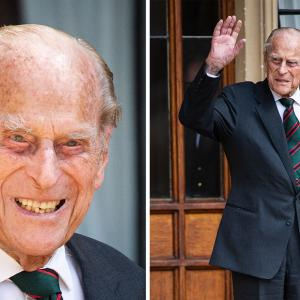 【画像】エリザベス女王の夫の顔、邪悪すぎる