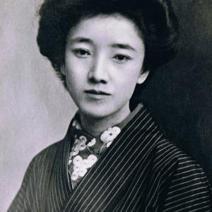 【画像】大正時代の女優さん美しすぎて草