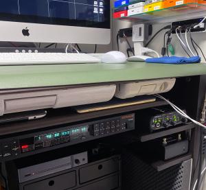 デジタルリバーブ SRV-2000