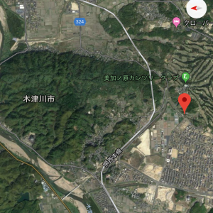 大仏鉄道 1  JR木津駅から赤橋へ