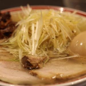 さっぱり塩ダレスープにたっぷりのねぎ!「ねぎそば」【蒲田】田中そば店 蒲田店