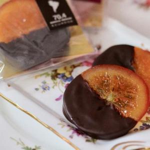 高級チョコレートと過ごす「おうち時間」CALLEBAUT BARRYLATE ORANGETTE