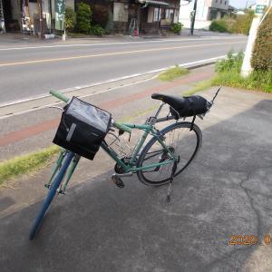 【自転車乗ってきました】貴重な晴れは活かしましょう。