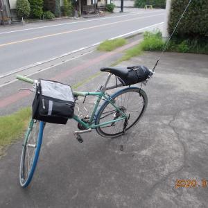 【自転車と見せかけて実はアイス】ふわもり氷実食でございます。