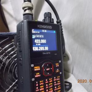 【ほっこり無線ネタですが一応閲覧注意】430MhzD-STARと50MhzFM