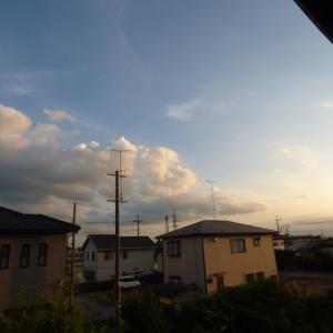 【夏なんですぅ~】関東地方梅雨明けしました。