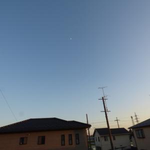 【今日大丈夫かな?】昨日は雲一つない晴天・からの猛暑。