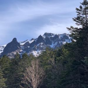 赤岳西壁主稜