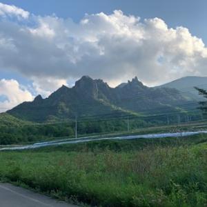 新緑の小川山