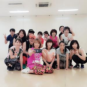 ZUMBAサークル☆FLARE on Thursday