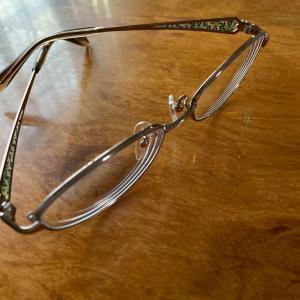 メガネ買いました