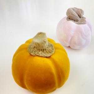 ハロウィンアレンジ見本完成間近