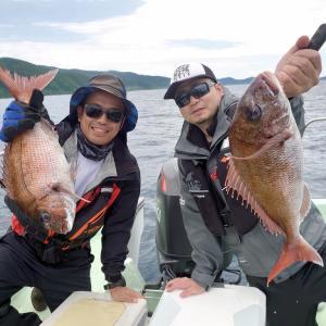初船釣りは楽しめましたかな(^O^)
