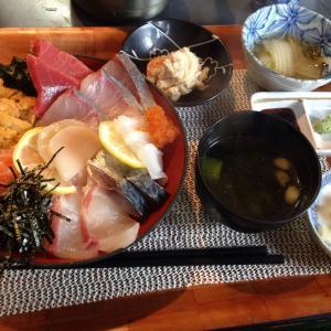 すごもり海鮮丼!!