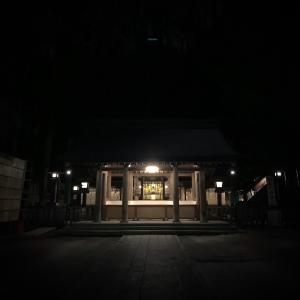 初詣。諏訪神社。