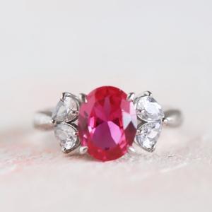 恋愛運を高める 良縁成就の宝石、ピンクサファイア。