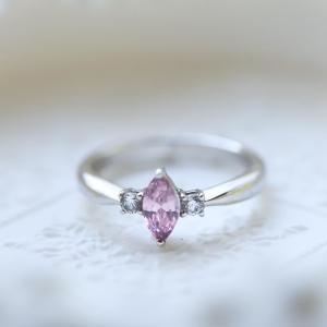 ピンクトルマリンは良縁を引き寄せる宝石です。