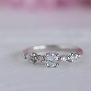 なんとなく新しい指輪が欲しくなる時は良い転機が来るサイン。