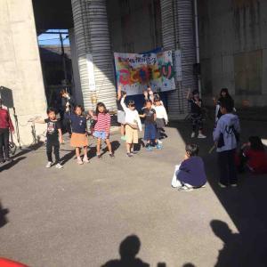 児童館主催の子ども祭りに参加しました。