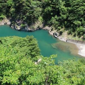 そして浦山川は静かに流れていましたとさ?