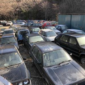 神奈川の姥捨て山・・・ ならぬ「車捨て山」だった?