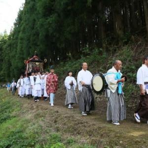 2019 宮守町達曽部八幡神社例祭