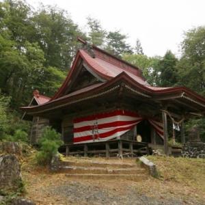 2019 宮守町砥森神社例祭