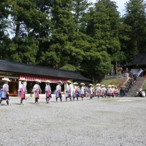 2020 六神石神社例祭 後編