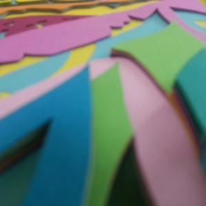 全国彫紙アート展2016【休憩】