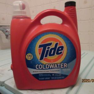 洗濯洗剤 Tide