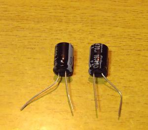 極性のあるケミコンは逆電圧に弱い!