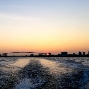 木更津沖堤へ!