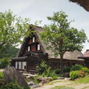 世界遺産 白川郷 合掌造りの集落