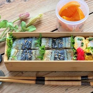 魚祭りのおうちごはん^^ と お弁当