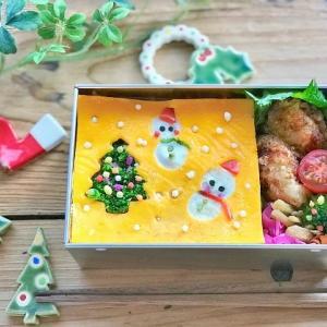 中川政七商店さんのカンカン クリスマス弁当♪