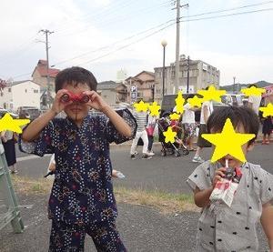 福良湾花火大会2016