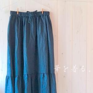 コーエンのリネンブラウスにスカートにパンツ3点購入!夏のナチュラルおばさん