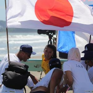 - ISA WORLD SURFING GAMES - 其の4