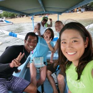 6月30日発売『週刊FLASH/日本一美しいボディボーダー・白波瀬 海来』
