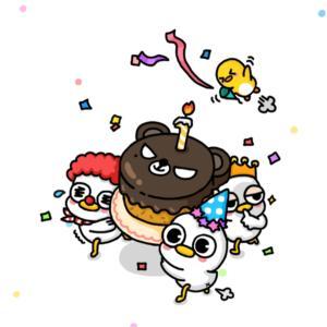 韓国義母からの文句(;一_一) と、ダンナくんの誕生日