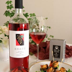赤ワインのようなロゼ、ロサード・カベルネ・ソーヴィニヨン。