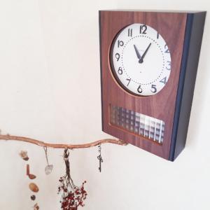 振り子時計とおうちの歴史