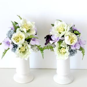 【募集】仏花を春色に新調して仏壇を飾る♫