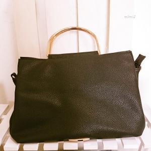 しまむら リングハンドルバッグ お取り寄せ 近隣のしまむらへ♪ #しまパト #しまむら購入品