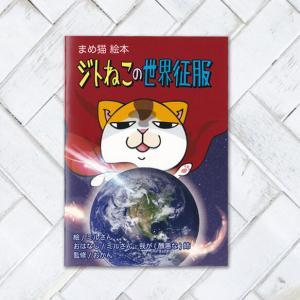 新商品 まめ猫絵本